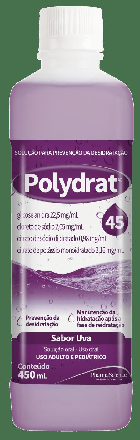 Polydrat 45 Uva - PharmaScience Indústria Farmacêutica