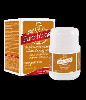 Suplemento para prisão de ventre - Funchicorp - PharmaScience