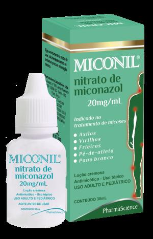 Nitrato de Miconazol - Miconil