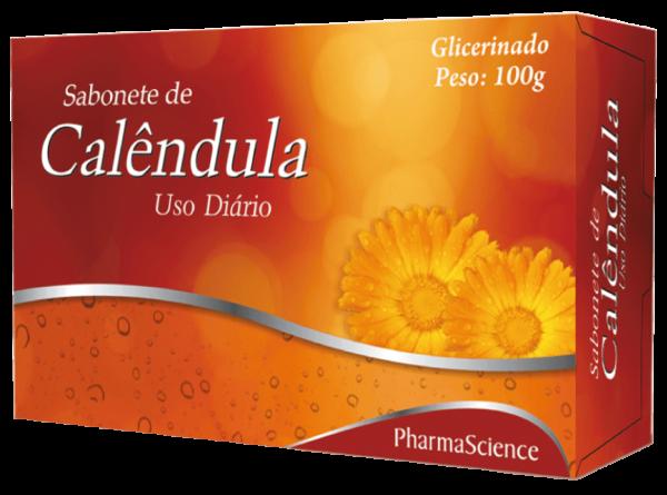 Sabonete de Calêndula - PharmaScience Indústria Farmacêutica