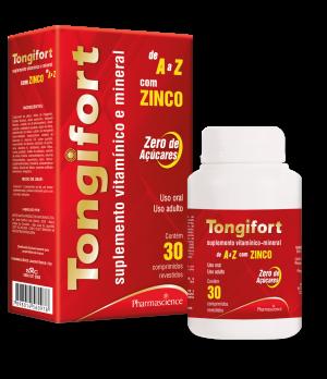 Suplemento alimentar - Tongifort - PharmaScience