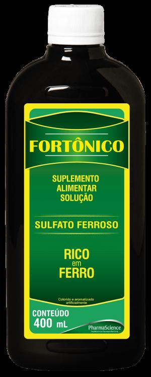 Suplemento estimulante de apetite - Fortônico - PharmaScience