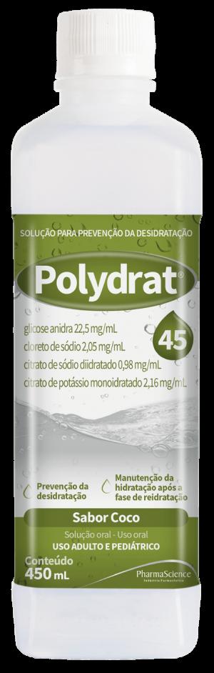 Polydrat 45 Côco - PharmaScience Indústria Farmacêutica