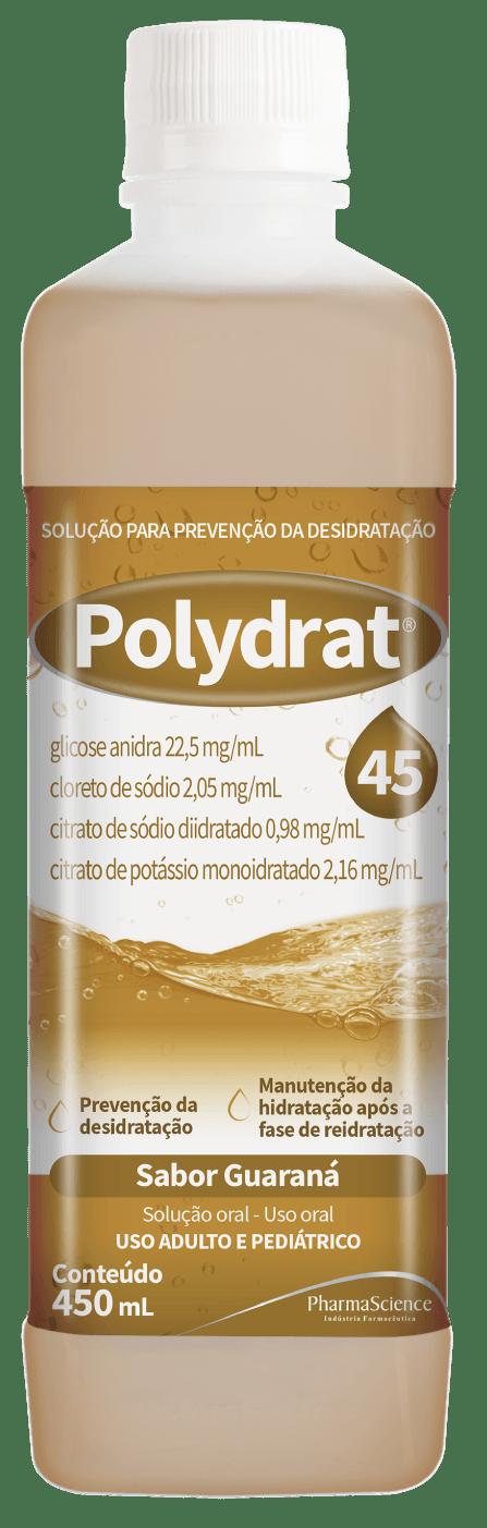 Polydrat 45 Guaraná - PharmaScience Indústria Farmacêutica