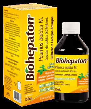 Biohepaton - PharmaScience Indústria Farmacêutica