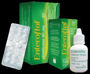 Medicamento para gases - Enteroftal - PharmaScience