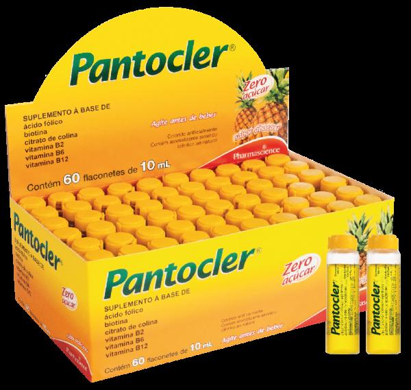 Pantocler - Suplemento Alimentar - PharmaScience